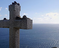 Finisterre, the end of the world