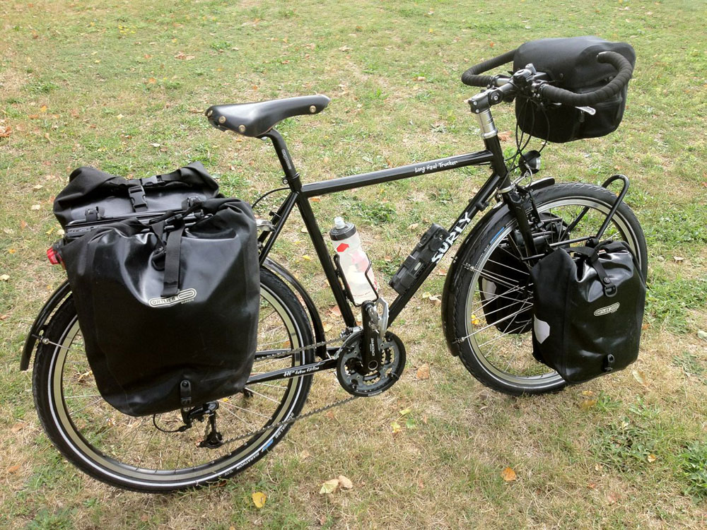 Are Clip On Bars Good For Cycle Touring